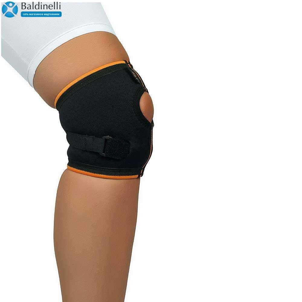 Бандаж для коленного сустава короткий ARК2111