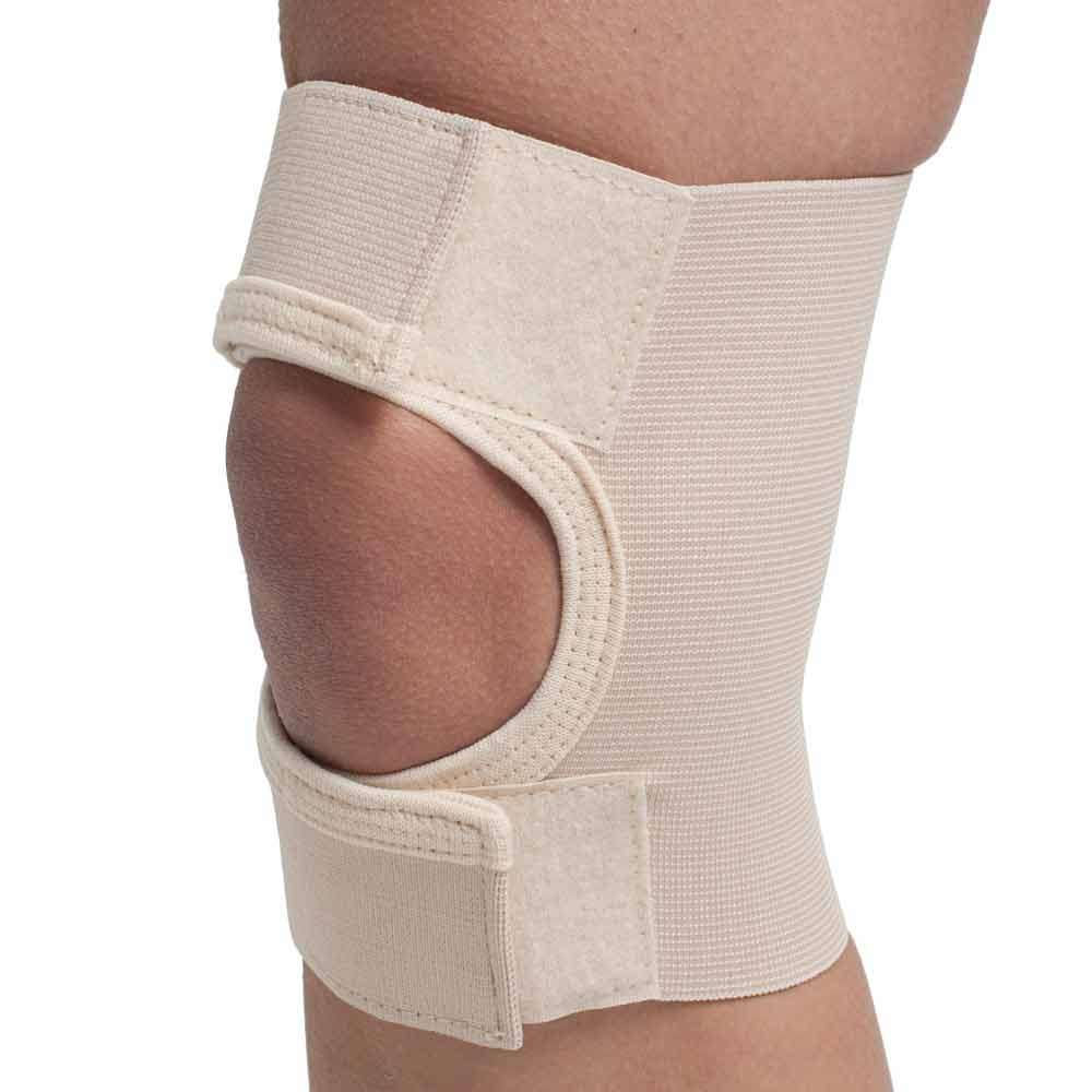 Бандаж коленного сустава с открытой чашечкой, р. 1-4, 3002-1