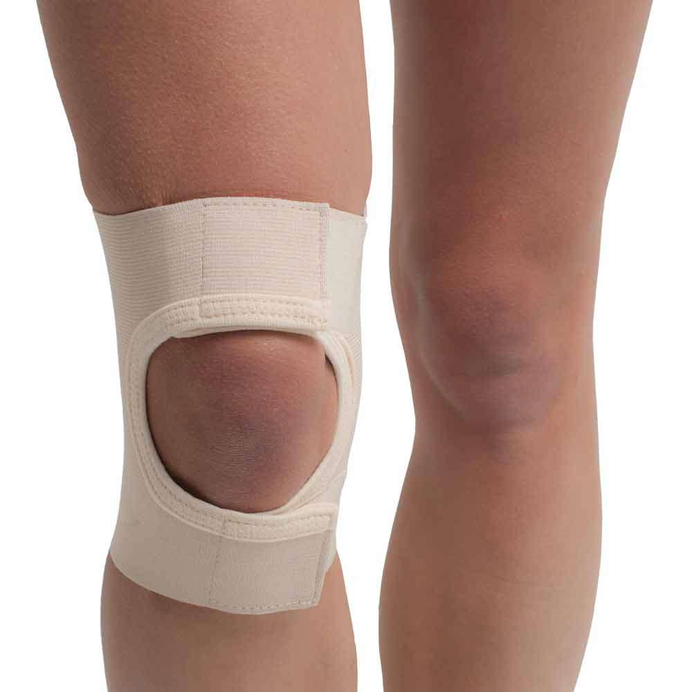 Бандаж коленного сустава с открытой чашечкой (размер: 1-4) 3002-1