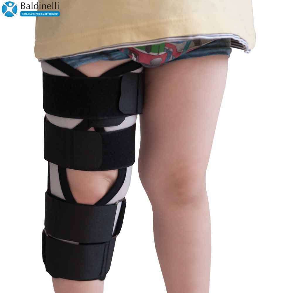 Тутор на коленный сустав kids, р.1, 3013k-1