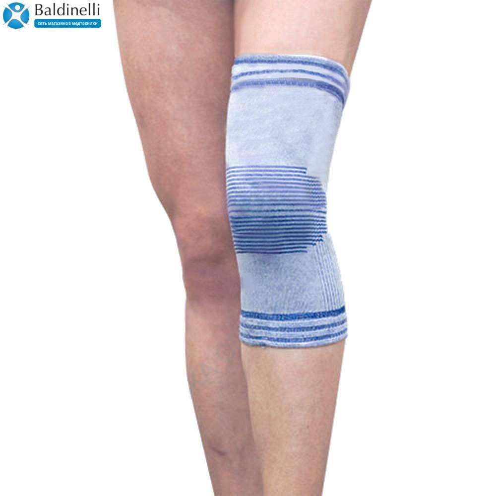 Бандаж коленного сустава согревающий, р. 1-5, 3065