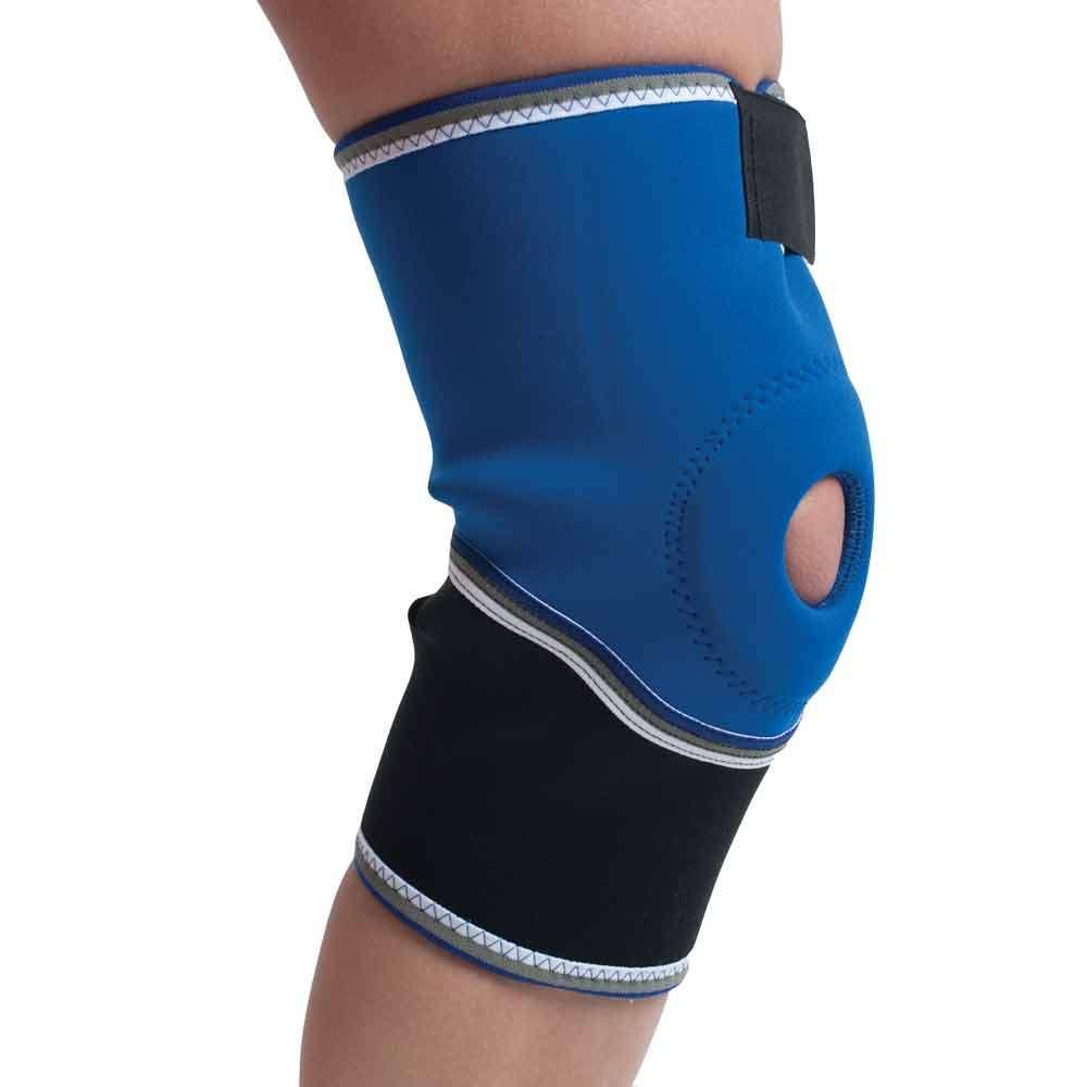Бандаж коленного сустава неопреновый, р. 5-6, 4021-2