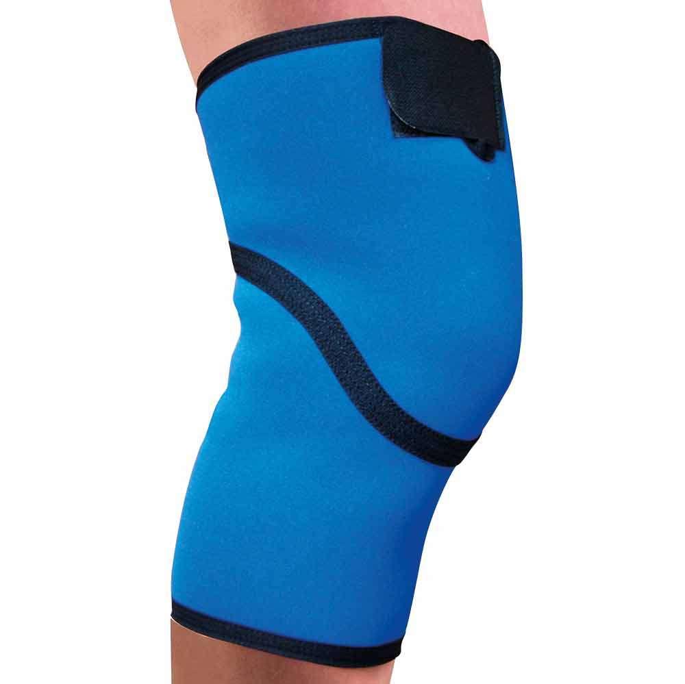 Бандаж коленного сустава неопреновый сплошной (размер: 1-4) 4036-1