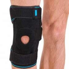 Ортез на коленный сустав со спиралевидными ребрами жесткости Алком 4054