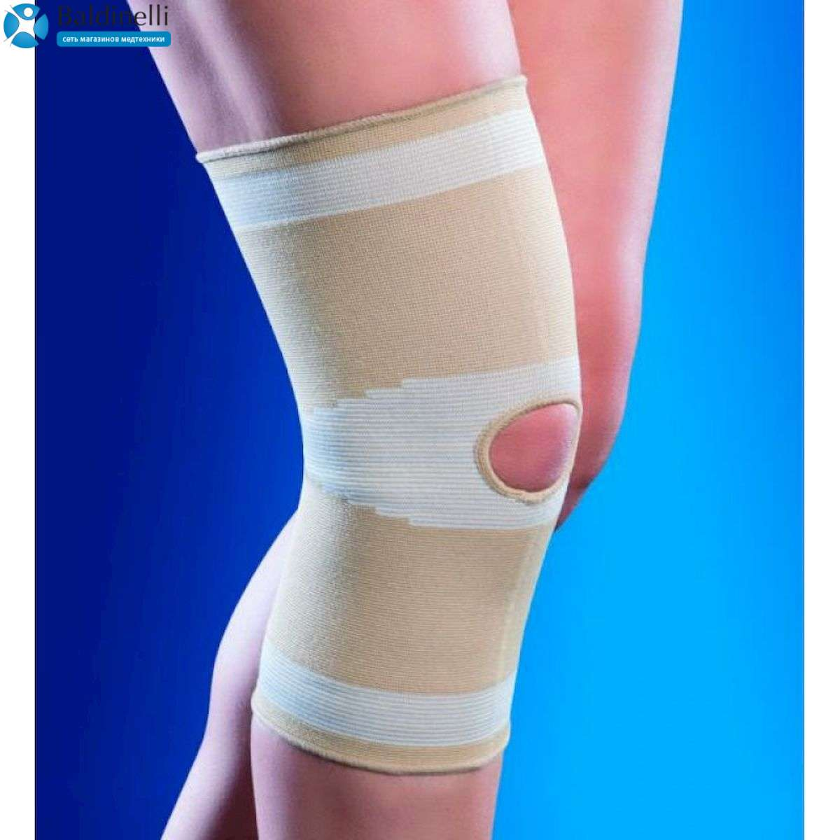 Эластичный бандаж на колено OSD-1502