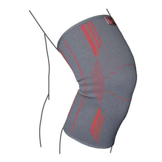 Бандаж на коленный сустав вязанный эластичный, R6101