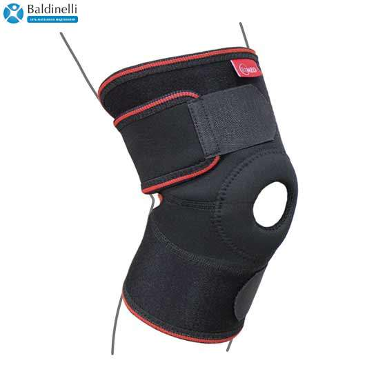 Бандаж на коленный сустав разъемный, R6102