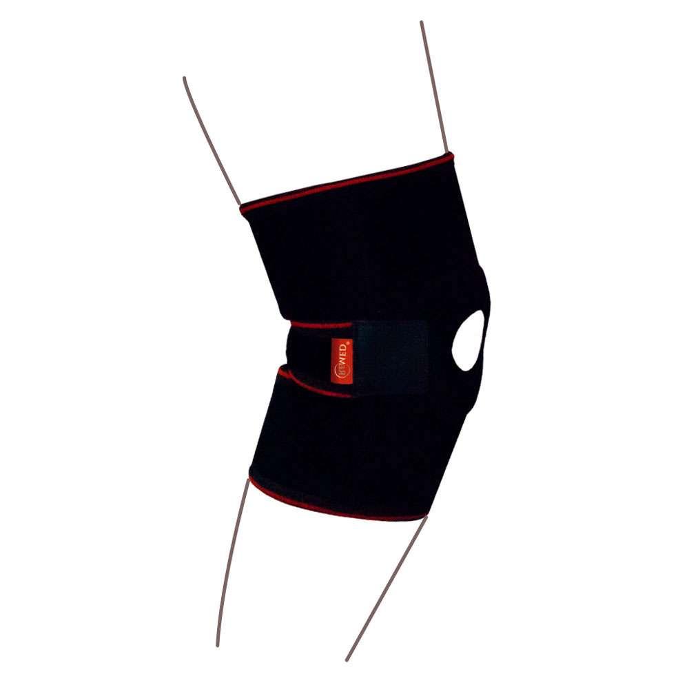 Бандаж разъёмный на коленный сустав, R6201