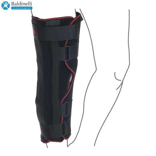 Ортез для иммобилизации коленного сустава регулируемый, R6301
