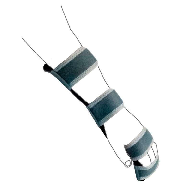 Бандаж на лучезапястный сустав фиксирующий R8203