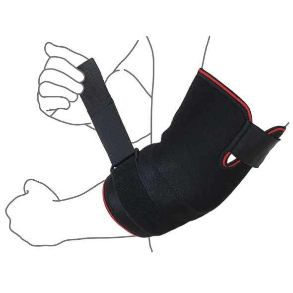 Бандаж на локтевой сустав (с дополнительной фиксацией), R9203