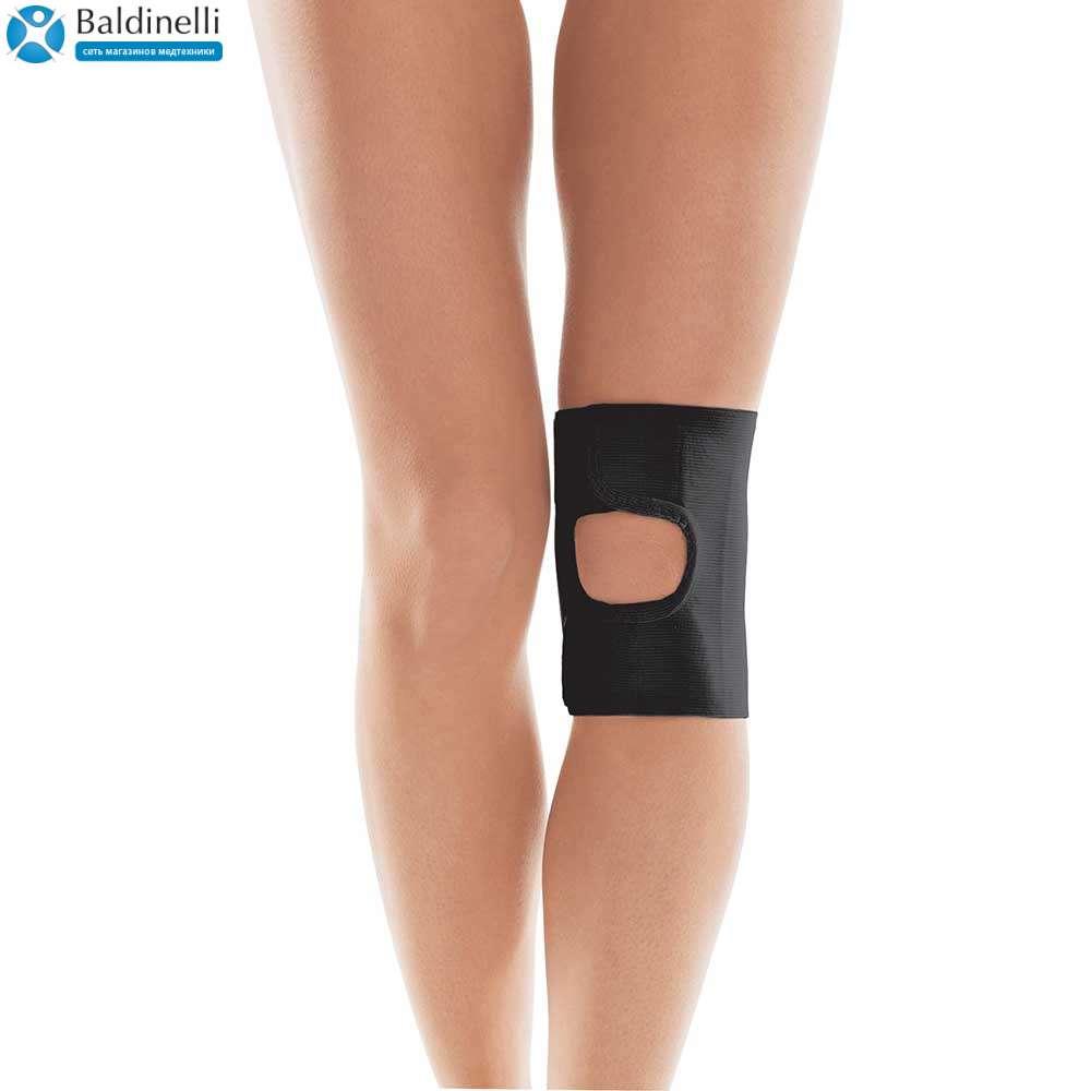 Бандаж для коленного сустава с открытой чашечкой, Tiana 513