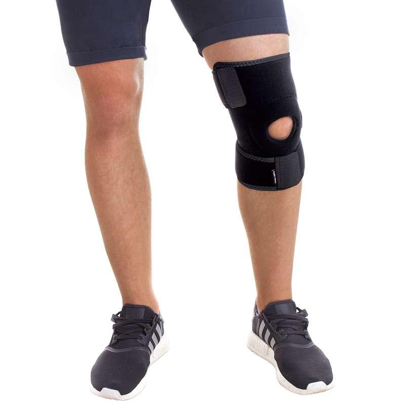 Бандаж на колено разъемный неопреновый Tiana 515
