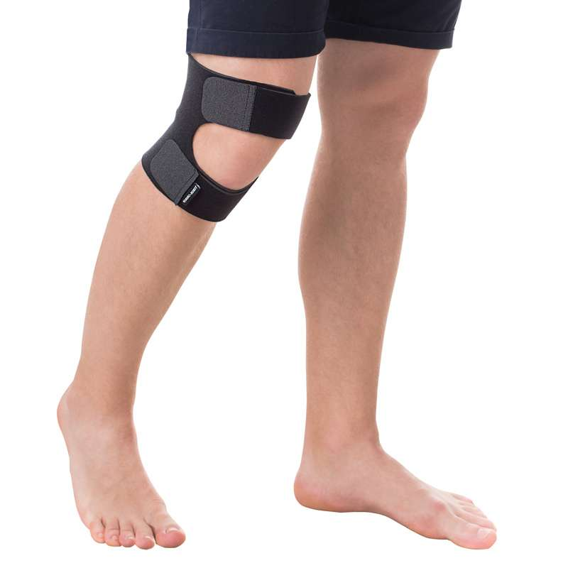 Бандаж на коленный сустав разъемный неопреновый Tiana 516