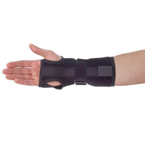 Бандаж для лучезапястного сустава с ребром жесткости универсальный, Tiana 552