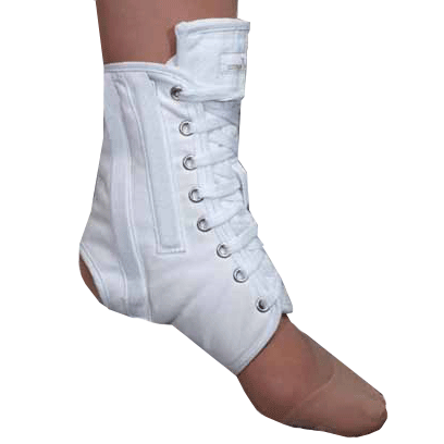 Бандаж для голеностопа на шнуровке Тиса БГС-3