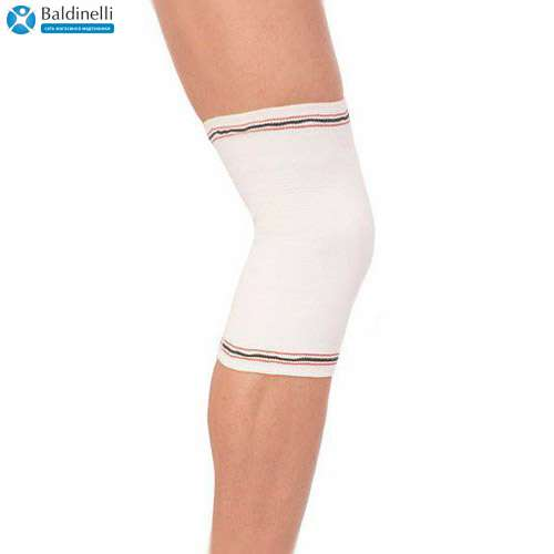 Бандаж эластичный на коленный сустав Тривес T-8502