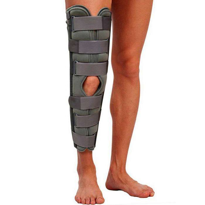 Тутор на коленный сустав, универсальный Тривес, T-8506
