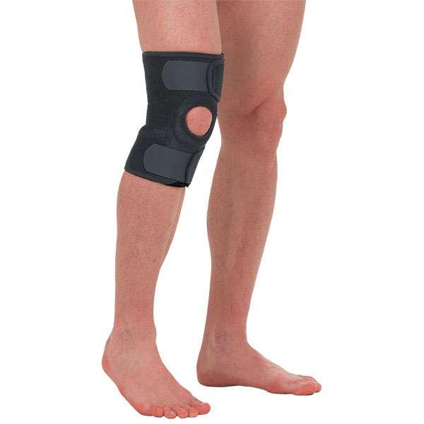 Бандаж на коленный сустав разъемный Тривес T-8511