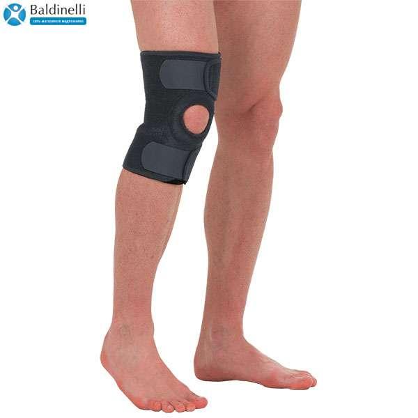 Бандаж на коленный сустав разъемный Тривес, T-8511