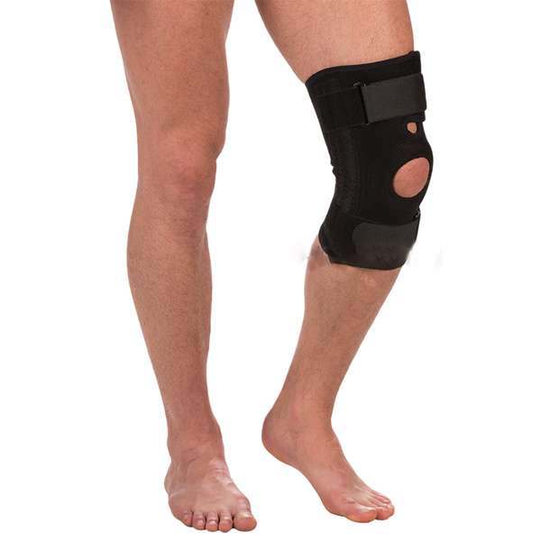 Бандаж на коленный сустав с пластинами Тривес T-8512