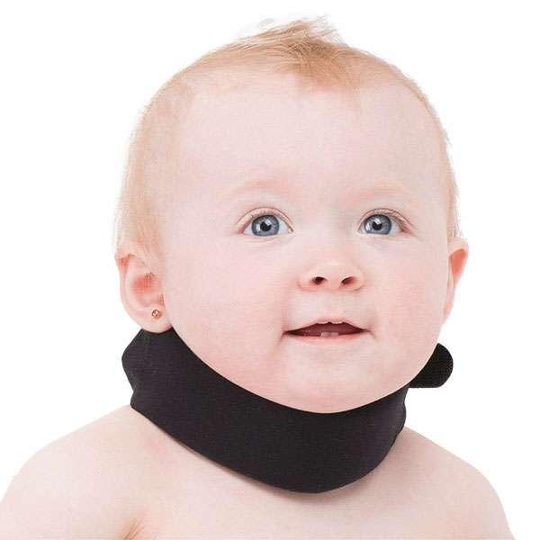 """Бандаж шейный Тривес """"Expert"""" для детей грудничкового возраста 5 см, ТВ-001е"""