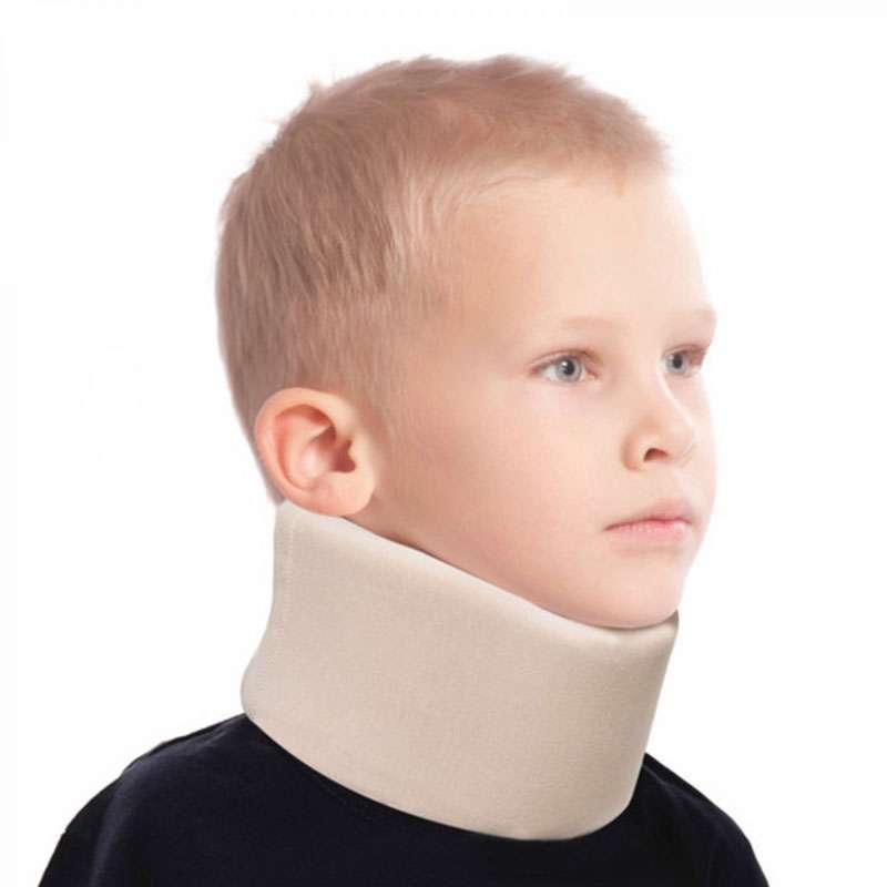 Бандаж для шейного отдела позвоночника Тривес детский 8 см, ТВ-002