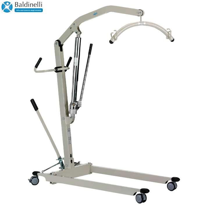 Подъёмник для инвалидов с ручным приводом 10-78N170