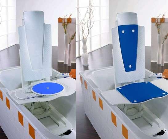 Электрический подъемник для ванной, OSD-MOV-913100