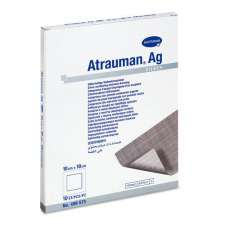 Повязка с серебром Atrauman Ag 5х5 см