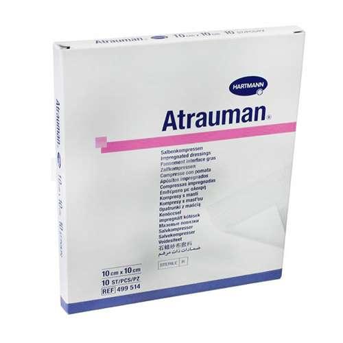 Повязка на рану Atrauman 10х7,5 см