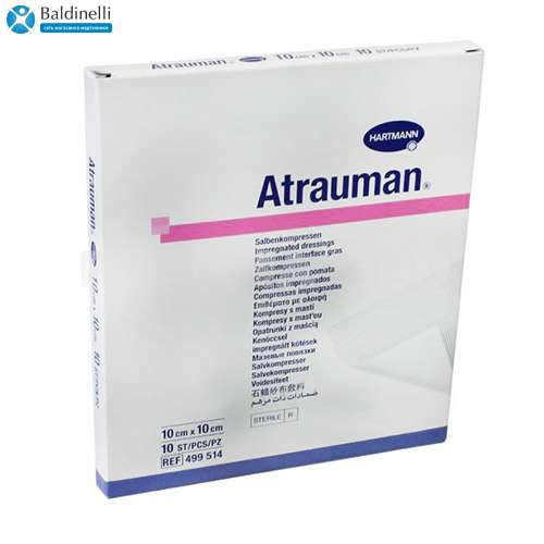 Повязка на рану Atrauman 5х5 см