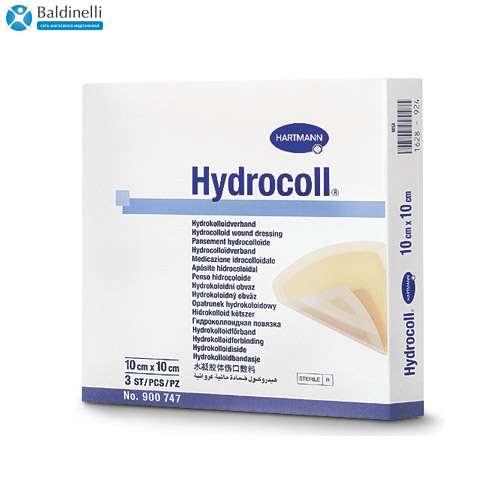 Гидроколлоидная повязка на рану Hydrocoll 5х5 см