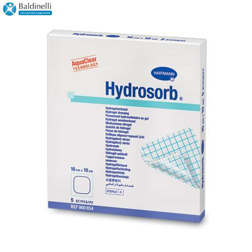 Повязка на рану Hydrosorb 10х10 см