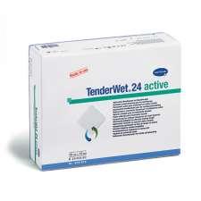 Повязка на рану Tender Wet 24 Active 7,5х7,5 см