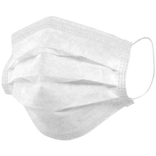 Защитная трёхслойная маска PP-1-10 (10 шт.)