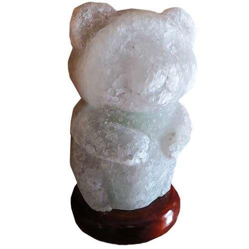 """Соляной светильник Артемсоль, """"Медведь"""""""