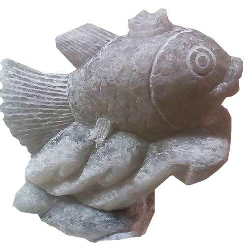 """Соляной светильник Артемсоль, """"Рыба"""""""
