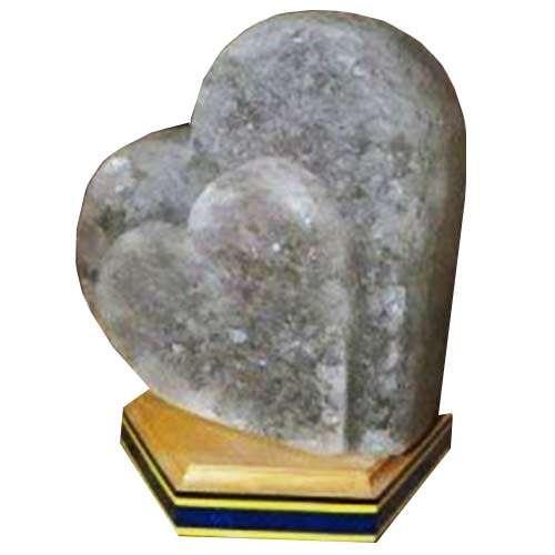 """Соляной светильник Артемсоль, """"Сердце"""" стоячее, малое"""