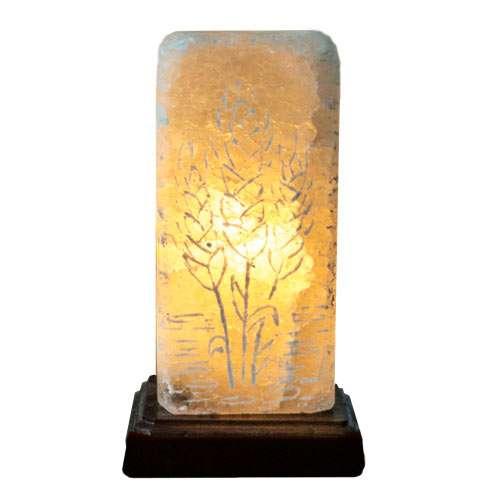 """Соляной светильник Планета соли, """"Колоски пшеницы"""", 1005"""