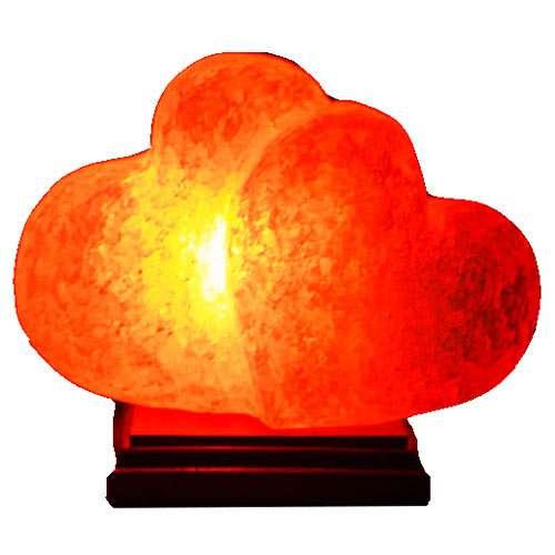 """Соляной светильник Планета соли, """"Биение сердец"""", 2003"""