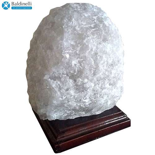 """Соляной светильник Планета соли, """"Гора средняя"""", 2011"""