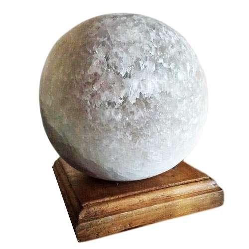 """Соляной светильник Планета соли, """"Шар малый"""", 2044"""