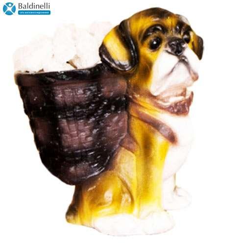 """Керамический соляной светильник Планета соли, """"Собака"""", 2069"""