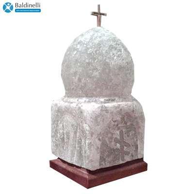 """Соляной светильник Соляна, """"Церковь одноярусная"""", SW-1184"""