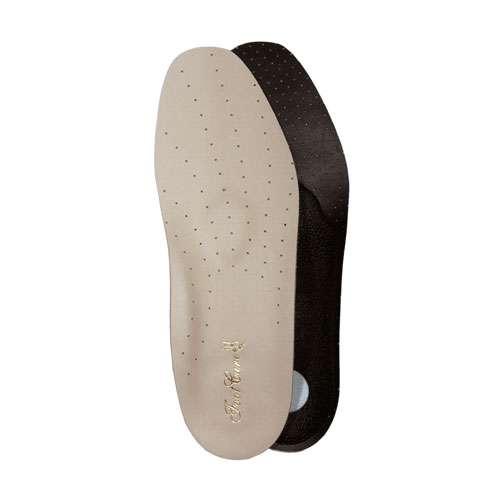 Кожаная стелька-супинатор для профилактики плоскостопия Foot Care, УПС-001-1