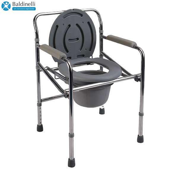 Кресло-стул с санитарным оснащением, PR-770