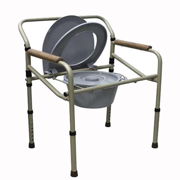 Кресло-стул с санитарным оснащением Medok, MED-04-011