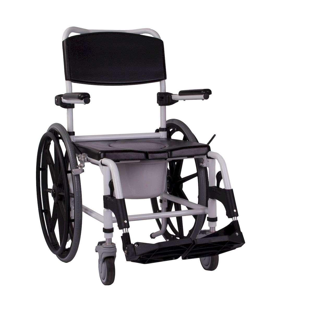 Уценка. Кресло-каталка для душа и туалета, OSD Swinger