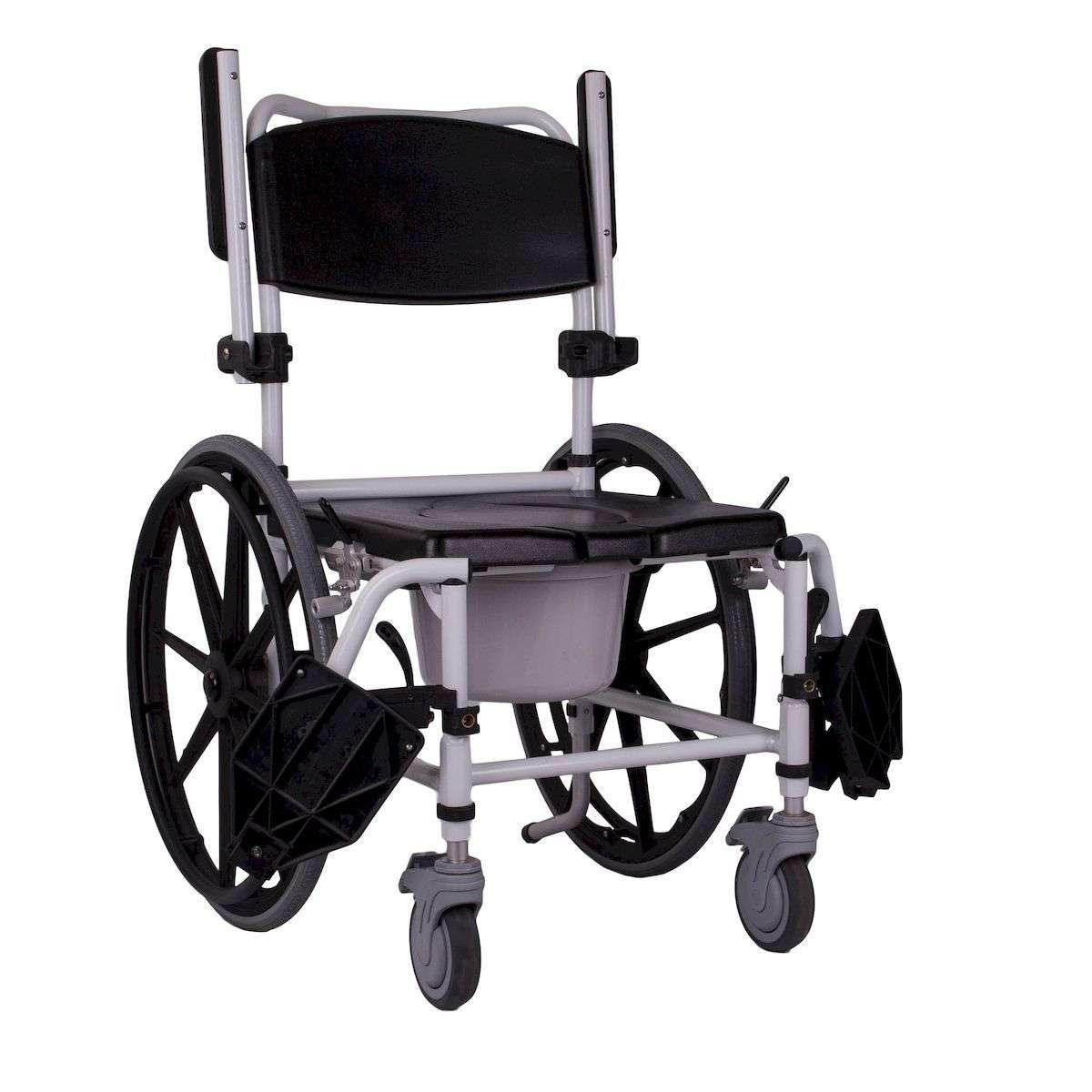 Кресло-каталка для душа и туалета, OSD Swinger